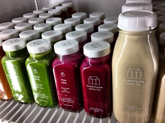GreenHouse-Juice