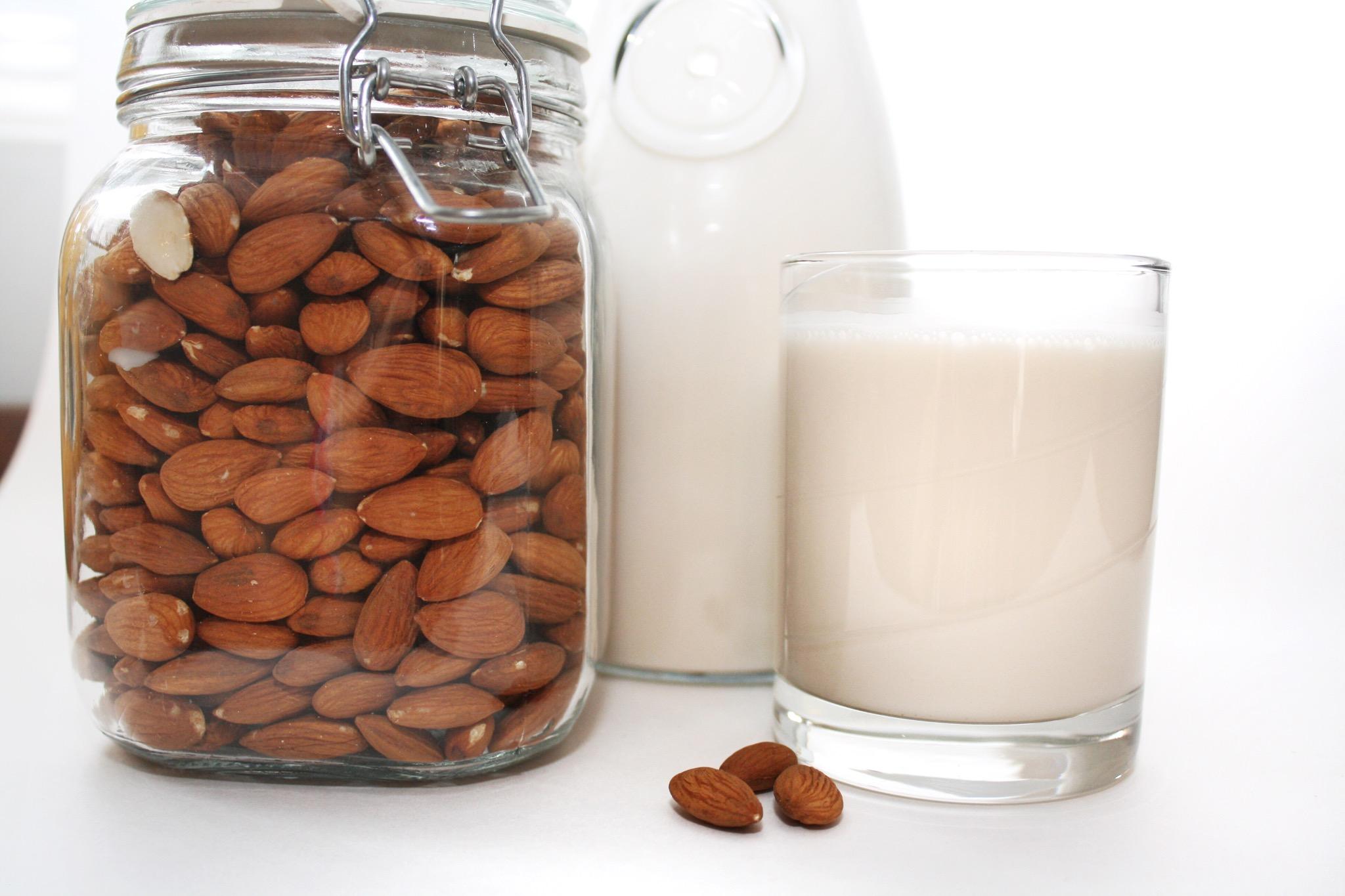 Image result for jar of almonds