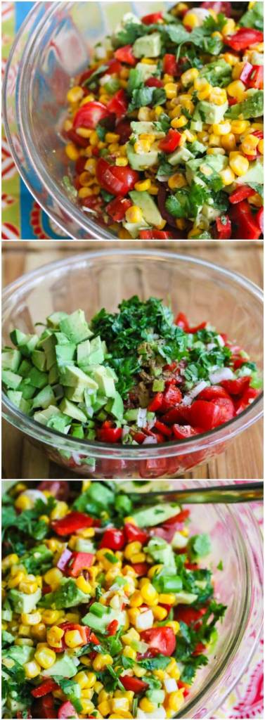 Corn-Tomato-Avocado-Salad-Collage