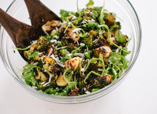 roasted-broccoli-arugula-and-lentil-salad